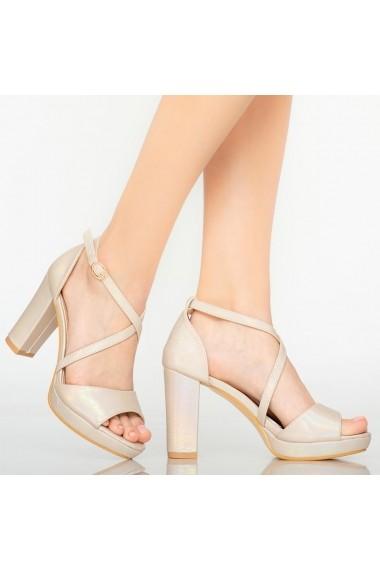 Sandale dama Briar roze