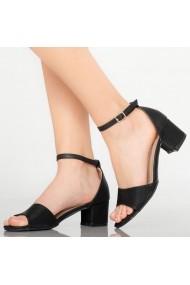 Sandale dama Marie negre