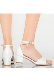 Sandale dama Marie argintii
