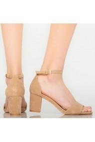 Sandale dama Jones bej