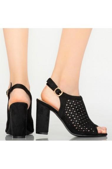 Sandale dama Yara negre