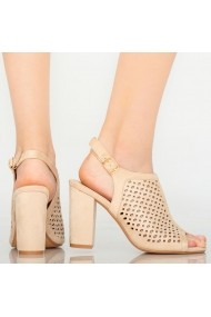 Sandale dama Yara bej