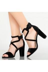 Sandale dama Chara negre