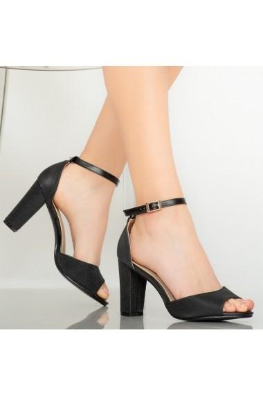 Sandale dama Foxi negre