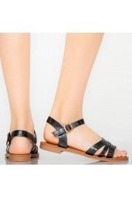 Sandale dama Odon negre