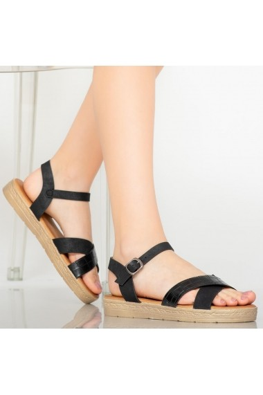 Sandale dama Ones negre