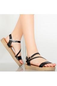 Sandale dama Penit negre