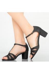 Sandale dama Elto negre