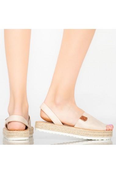 Sandale dama Sodi gri