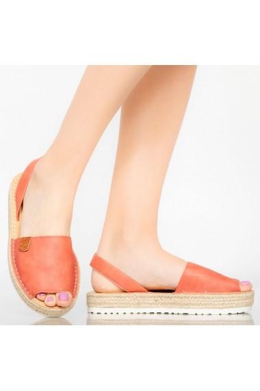 Sandale dama Sodi rosii