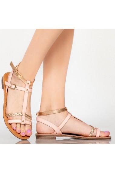 Sandale dama Dante roz