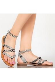 Sandale dama Ewa negru
