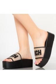 Papuci dama Rich negri
