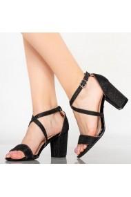 Sandale dama Vave negre