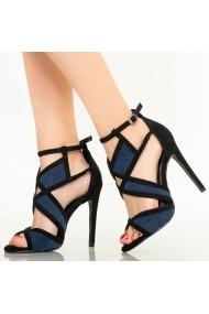 Sandale dama Bexy albastre