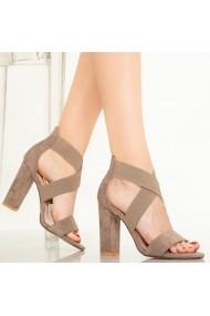 Sandale dama Nepy gri