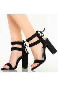 Sandale dama Biry negre