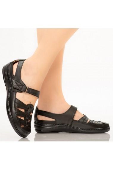Sandale dama Sama negre