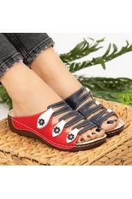 Papuci dama Luia albastrii