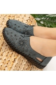 Pantofi dama Mirar albastrii