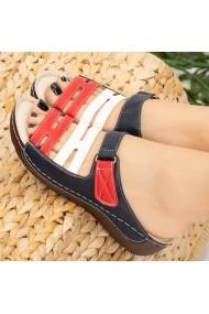 Papuci dama Ruia albastrii