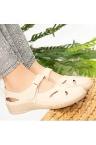 Sandale dama Rito bej