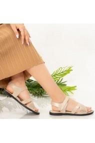Sandale dama Duy aurii