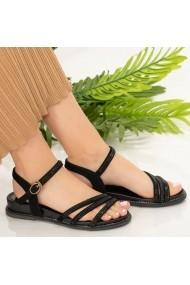 Sandale dama Eira negre