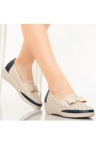 Pantofi dama Rok albastrii