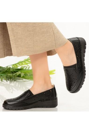 Pantofi dama Veny negri