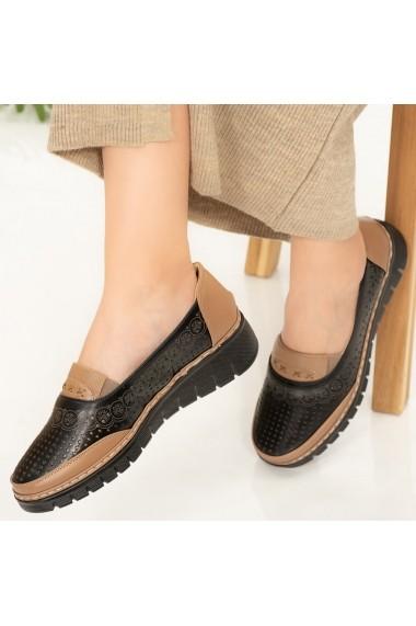 Pantofi dama Noma negri