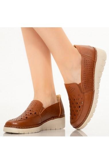 Pantofi dama Lavi maro