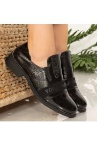 Pantofi dama Boy negri
