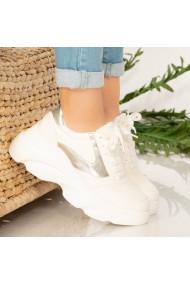 Adidasi dama Afty albi