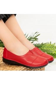 Pantofi dama Ocu rosii