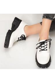 Pantofi casual Taw albi