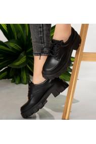 Pantofi casual Taw negri