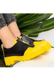 Pantofi casual Bel galbeni