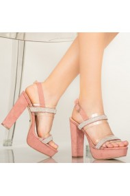 Sandale dama Grif roz