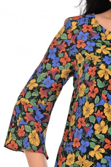 Rochie de zi Elmit R180 Floral