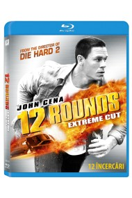 12 Incercari: Extreme cut / 12 Rounds - BLU-RAY
