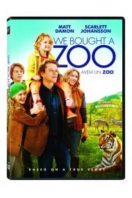 Avem un Zoo / We Bought a Zoo - DVD