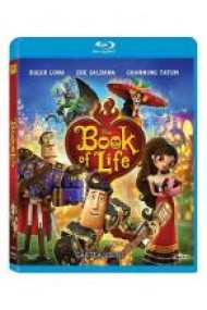 Cartea Vietii / The Book of Life - BLU-RAY