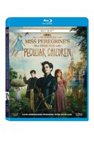 Copiii domnisoarei Peregrine: Intre doua lumi / Miss Peregrine`s Home for Peculiar Children - BLU-RAY