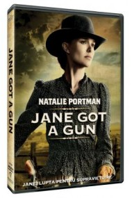 Jane: Lupta pentru supravietuire / Jane Got a Gun - DVD