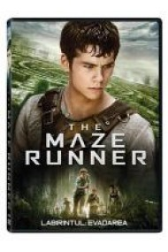 Labirintul 1: Evadarea / The Maze Runner - DVD