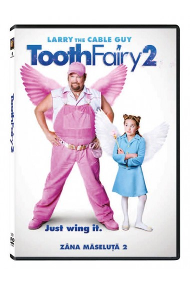 Zana maseluta 2 / The Tooth Fairy 2 - DVD