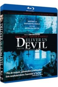 ...Si ne izbaveste de Cel Rau / Deliver Us from Evil - BLU-RAY