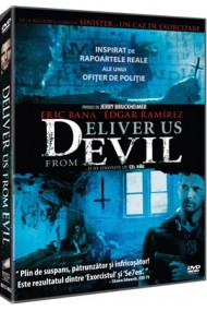 ...Si ne izbaveste de Cel Rau / Deliver Us from Evil - DVD