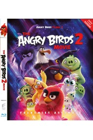 Angry Birds 2 - Filmul / The Angry Birds 2 Movie - BLU-RAY